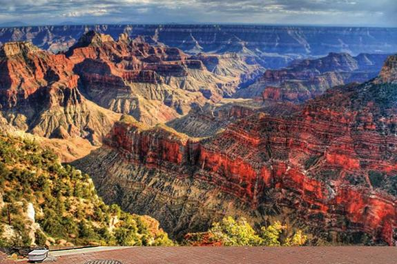 Shutdown Caused National Park Visits to Drop