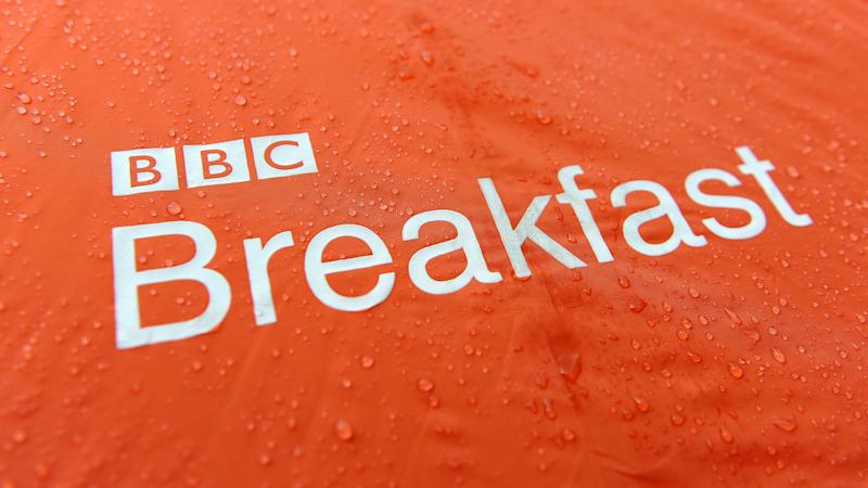 BBC Breakfast celebrates 20th birthday by sharing archive videos