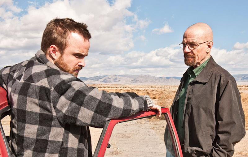 Bob Odenkirk: The 'Breaking Bad' movie has already been filmed