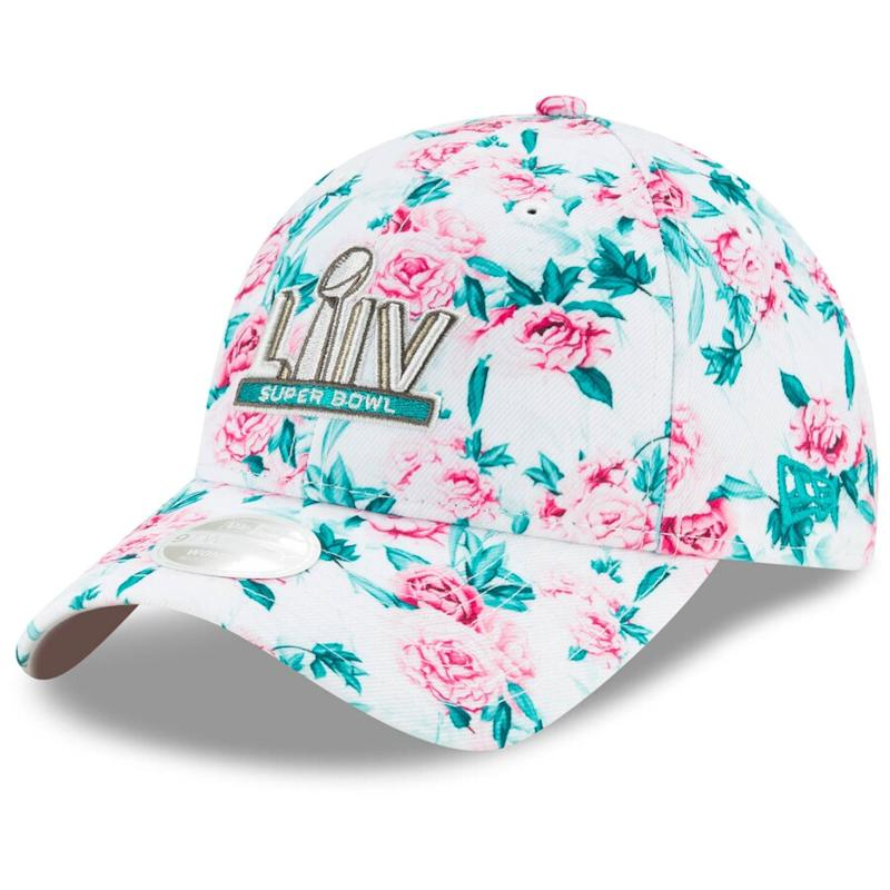 Women's Super Bowl LIV All Over Floral Hat