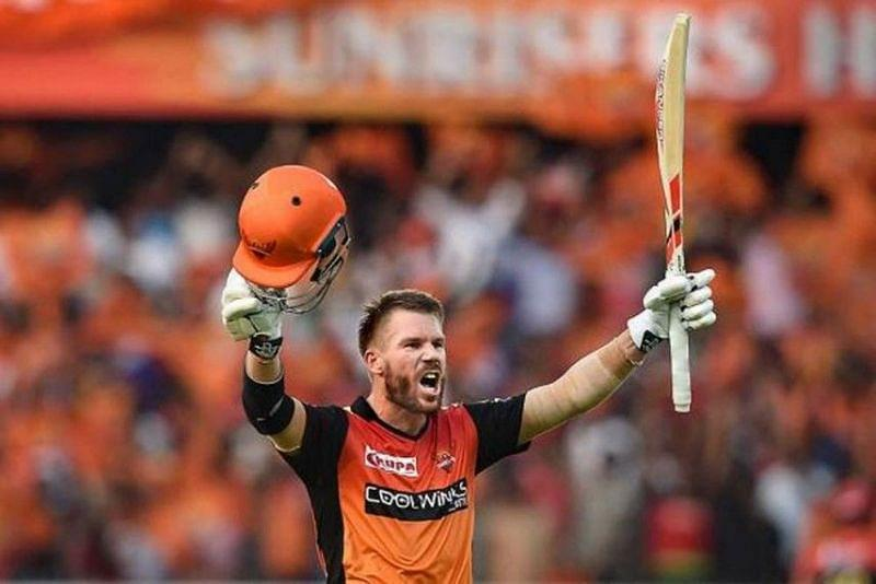 David Warner missed out on a great opportunity in this IPL game.