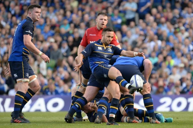 Ireland scrum half Jamison Gibson-Park is battling with Luke McGrath both to be undisputed Leinster first choice and when the day finally comes to replace Conor Murray as Irish number one