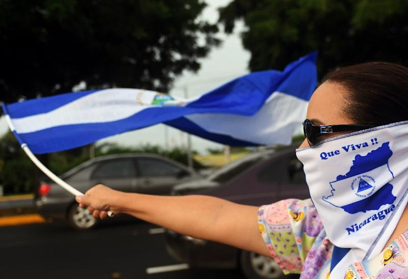 US Imposes Sanctions on Nicaraguan Officials for Human Rights Violations