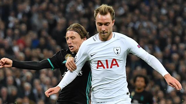The Tottenham midfielder has been hailed by his national team coach Age Hareide, who believes he is better than Real's midfield star