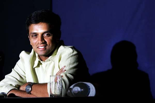 Rahul Dravid is described as 'The Wall' for his now legendary defence and staying power, but his real nickname within cricketing circles is 'Jammy' or 'Jam'. The name came courtesy his school and Karnataka teammates who derived it from the fact that Rahul's father Sharad Dravid was a manager with Kissan Jams. Rahul also endorsed the Jam manufacturer for a couple of years.