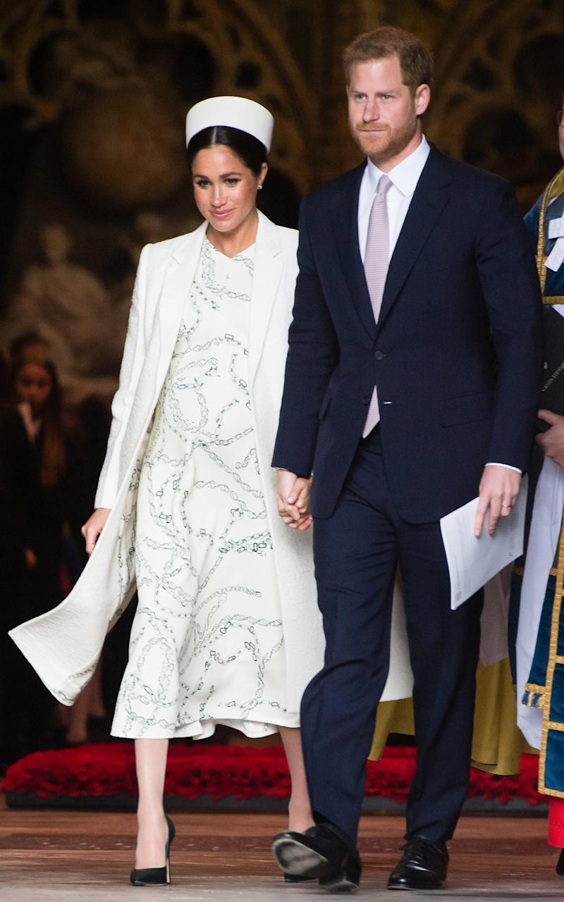 Meghan Markle - Getty Images