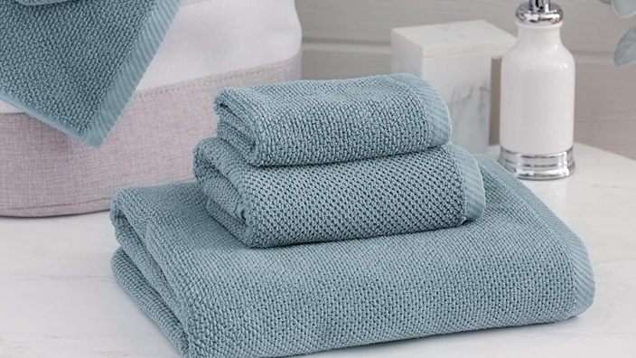 Tons of top-rated towels and bath mats are part of this sale.
