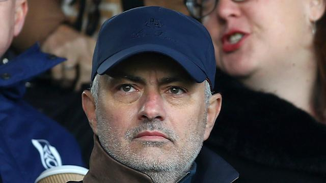 Former Manchester United and Chelsea boss Jose Mourinho says his next job will not be in the Premier League.