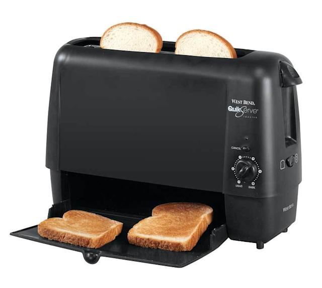 Mini Conveyor Toaster ~ Oct these crazy toasters show how far toaster tech