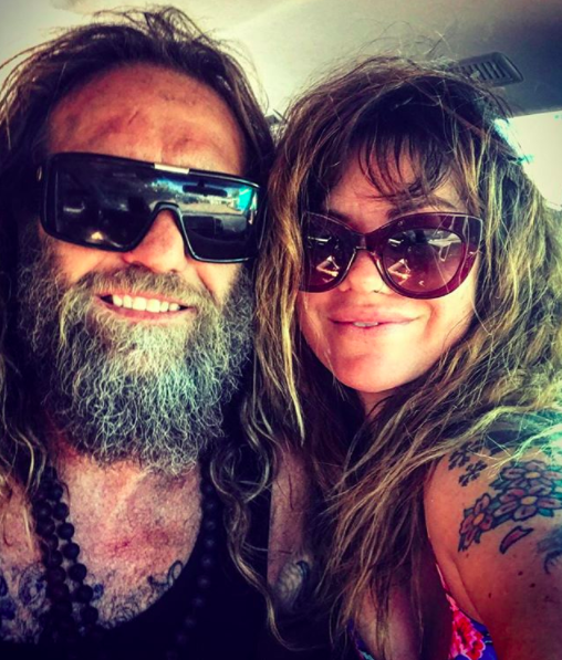 Her and fiance Denim were shocked but doctors gave the all clear. Photo: Instagram