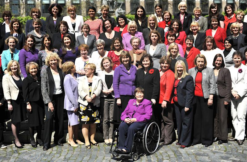 <strong>Female Labour MPs </strong> (PA Archive/PA Images)