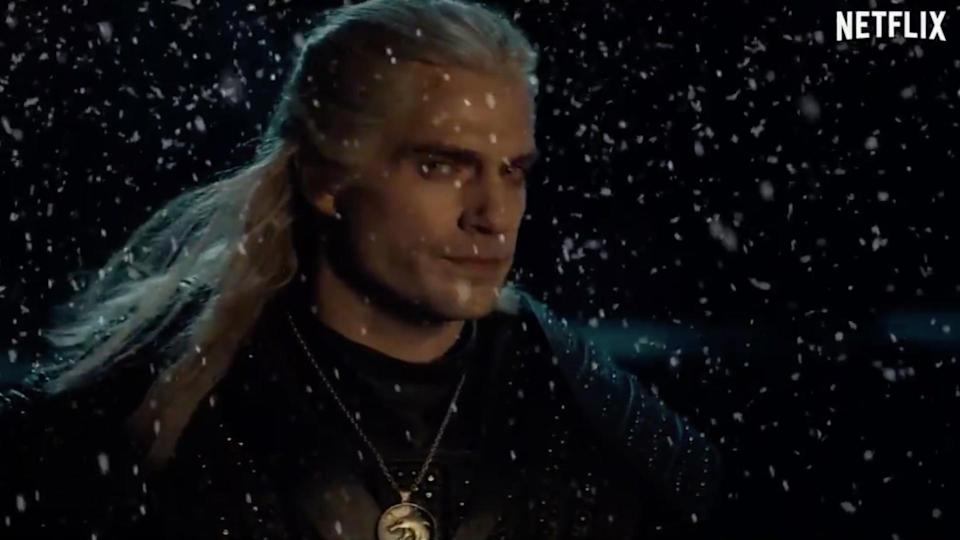 The Witcher Christmas video