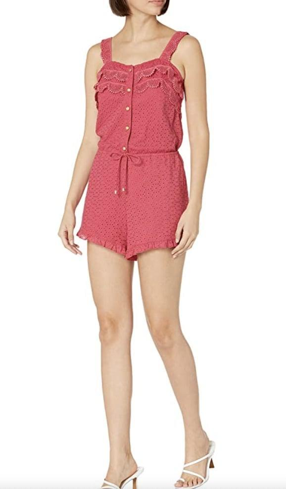 <p>We dig the polished look of this <span>Sperry Button Down Romper</span> ($36-$65).</p>