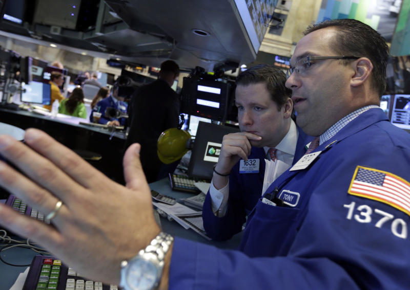 Markets are roiled by prospect of Fed exit