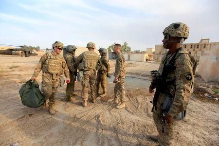 USA service member killed in helicopter crash in Iraq