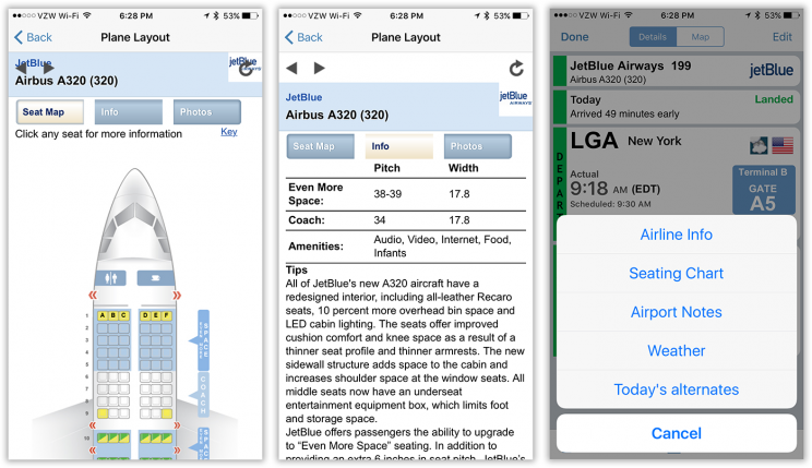 David Pogue's search for the world's best air-travel app [Video]