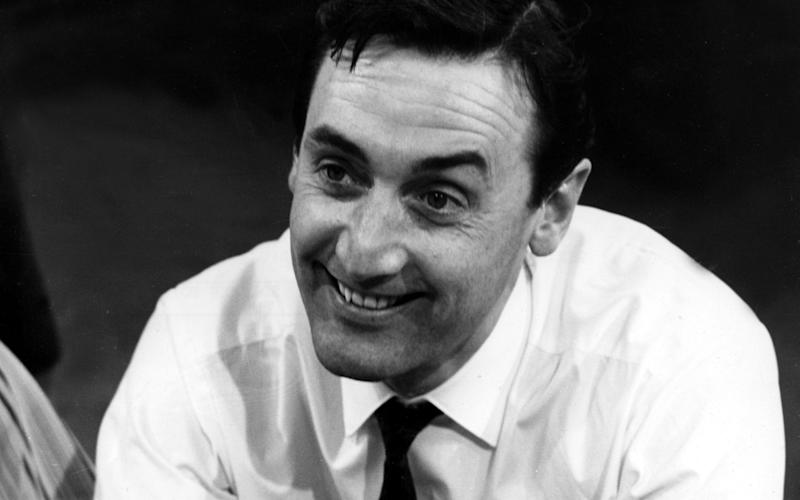 Lotterby circa 1963: he was modest about his role as midwife to so many hit sitcoms - BBC
