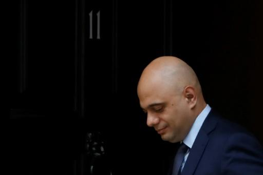 Javid, a former City of London banker, was considered safe in his job