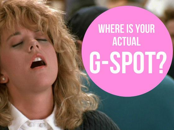 how to achieve g spot