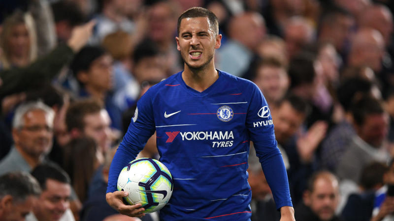 Hazard: I might leave Chelsea at end of season