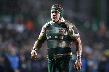 Rugby Union - Leicester Tigers v Benetton Treviso - European Rugby Champions Cup Pool Four - Welford Road - 15/16 - 16/1/16 Marcos Ayerza of Leicester Tigers Mandatory Credit: Action Images / John Clifton