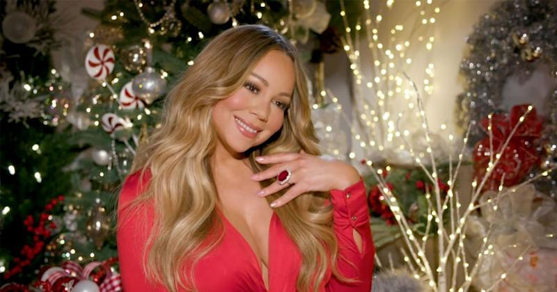 Mariah Carey Breaks Hilarious Chart
