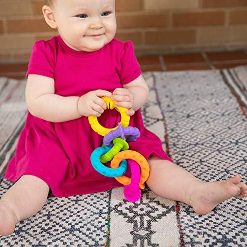 Fat Brain Toys Ringlets - pipSquigz Ringlets Baby Toys & Gifts for Ages 1 to 7 (Amazon / Amazon)