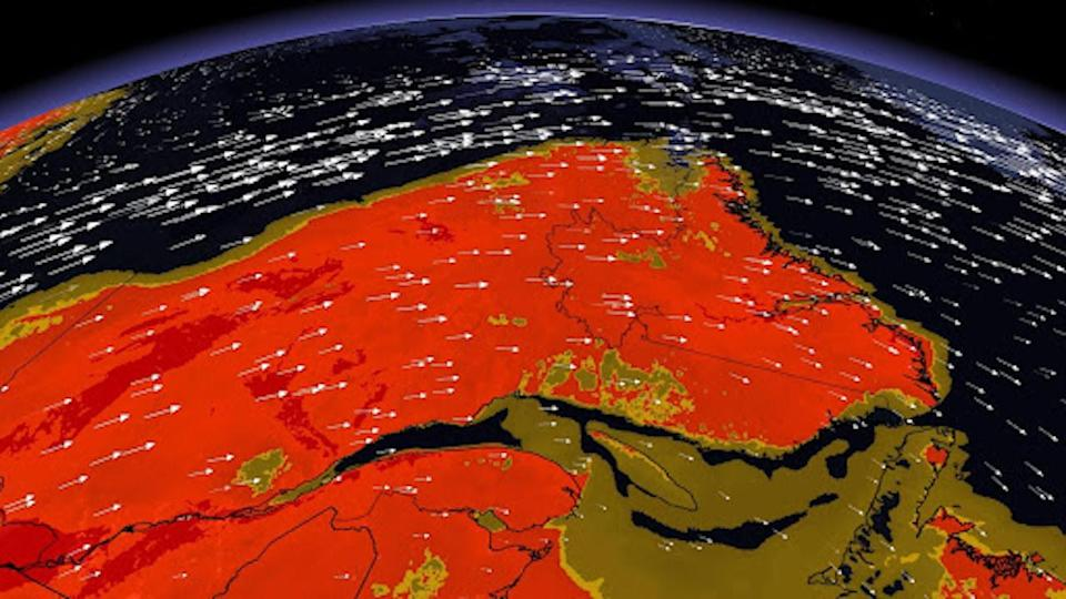 Canada's most unsuspecting hot spot uncovered