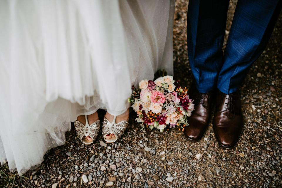 """<p>Your wedding day is a day you wait for your entire life. You've planned it all down to the very last detail with matching bridesmaids dresses, a <a href=""""https://www.countryliving.com/entertaining/g21986870/fall-wedding-bouquets/"""" rel=""""nofollow noopener"""" target=""""_blank"""" data-ylk=""""slk:stunning bouquet"""" class=""""link rapid-noclick-resp"""">stunning bouquet</a>, a gorgeous and yummy cake, and a photographer that's sure to capture images worthy of the <a href=""""https://www.countryliving.com/life/a27555873/wedding-captions/"""" rel=""""nofollow noopener"""" target=""""_blank"""" data-ylk=""""slk:greatest Instagram captions"""" class=""""link rapid-noclick-resp"""">greatest Instagram captions</a>. The quotes here can be the perfect addition to that day, too—add them as a decorative element to your program or even as a part of your nuptial vows. But be sure to keep them in mind for a year or two or ten down the road into your marriage, when the reflection in your wedding day rearview mirror may appear a little blurry. The wedding day goes by so fast and a marriage is for a lifetime, so it's natural as time goes by that you'll need a reminder every now and then of the kind of <a href=""""https://www.countryliving.com/life/entertainment/g5146/love-quotes-for-him/"""" rel=""""nofollow noopener"""" target=""""_blank"""" data-ylk=""""slk:love and sentiment"""" class=""""link rapid-noclick-resp"""">love and sentiment</a> that drew you to your spouse in the beginning and that you both especially felt on that amazing day you exchanged vows. Every year on your anniversary you and your spouse could each share your favorite quote from <a href=""""https://www.countryliving.com/life/g30288264/happy-anniversary-quotes/"""" rel=""""nofollow noopener"""" target=""""_blank"""" data-ylk=""""slk:our collection of anniversary quotes"""" class=""""link rapid-noclick-resp"""">our collection of anniversary quotes</a> or take inspiration from some of history's most <a href=""""https://www.countryliving.com/life/g35324667/vintage-celebrity-wedding-photos/"""" rel=""""nofollow noopener"""" target="""""""