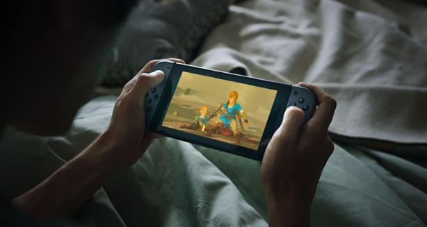 Nintendo vendió más copias de Zelda para Switch que consolas Switch