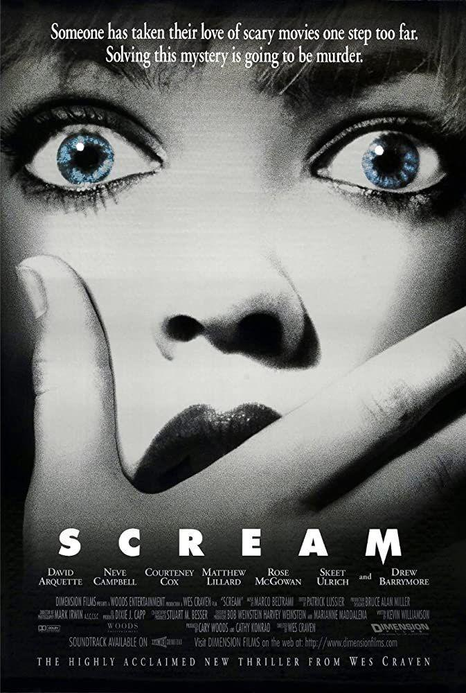 "<p>Inspired by the Gainesville Ripper, a serial killer who killed five Florida students in August 1990, <em>Scream</em> is essential fright night viewing, and the iconic mask worn by the killer is maybe the most famous American Halloween image there is.</p><p><a class=""link rapid-noclick-resp"" href=""https://www.amazon.com/Scream-David-Arquette/dp/B004U8VUQG/ref=sr_1_1?dchild=1&keywords=Scream&qid=1593548847&s=instant-video&sr=1-1&tag=syn-yahoo-20&ascsubtag=%5Bartid%7C10063.g.34171796%5Bsrc%7Cyahoo-us"" rel=""nofollow noopener"" target=""_blank"" data-ylk=""slk:WATCH HERE"">WATCH HERE</a></p>"