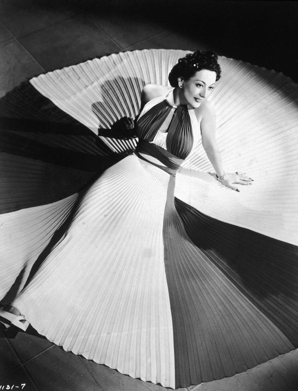 <p>However, during the start of the '40s Joan again began to see a decline in the types of roles she was being offered. </p>