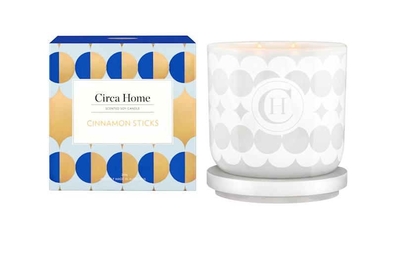 Circa Home Cinnamon Sticks Soy Candle - $34.95