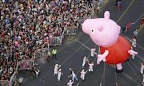<p>The neverending reign of Peppa and her clan prove definitively that she has dirt on literally every parent in the entire world.<br>Photo: Reuters </p>
