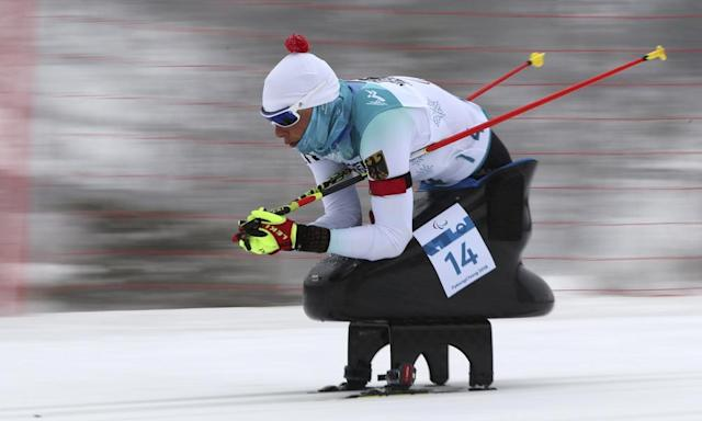 Winter Paralympics day seven: Medals for Brenna Huckaby and Bibian Mentel-Spee
