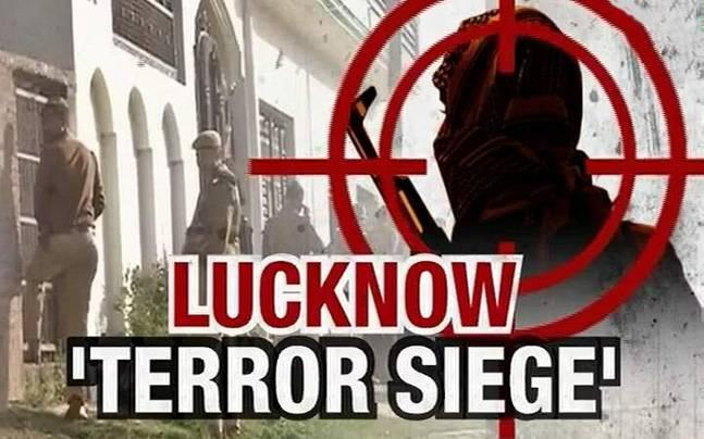 Lucknow terror siege: Suspected ISIS militant killed during encounter