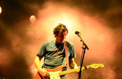 Dean Ween of Ween performs onstage during 2016 Lockin' Festival - Day 1 at The Oak Ridge Farm on August 25, 2016 in Arrington, Virginia.