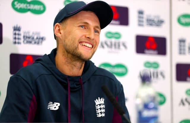 Joe Root says there is still plenty for England to play for at the Oval (Bradley Collyer/PA).