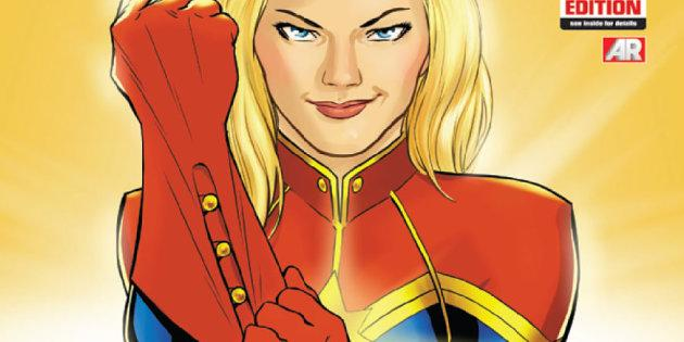 captain marvel point faible