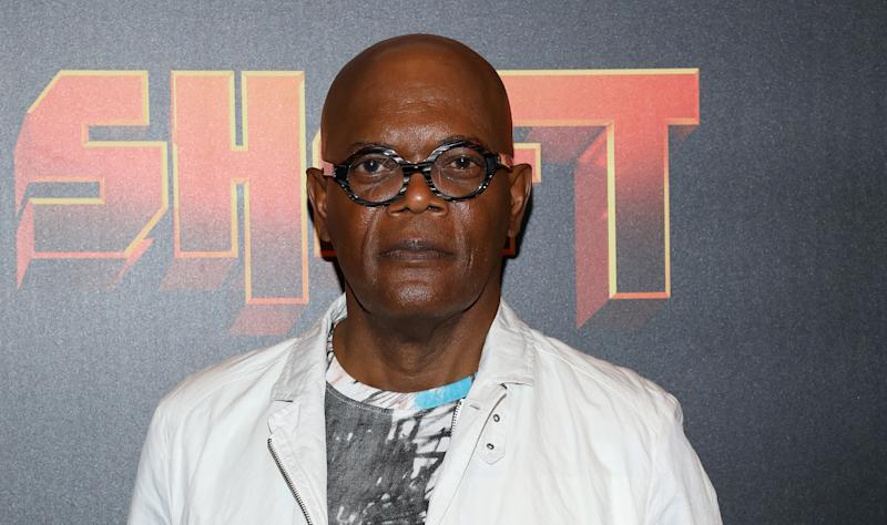 MIAMI, FLORIDA - JUNE 12: Samuel L. Jackson attends the premiere of Shaft during the 23rd Annual American Black Film Festival on June 12, 2019 in Miami, Florida. (Photo by J. Countess/Getty Images)