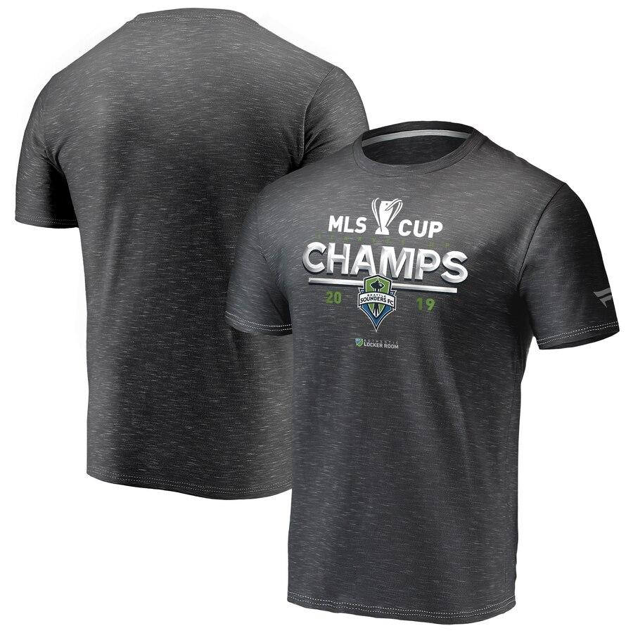 Sounders FC 2019 MLS Cup Champions T-Shirt