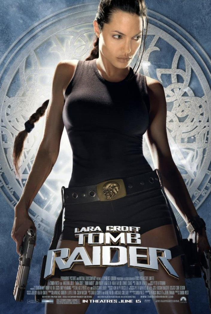 <p>Angelina Jolie isn't playing around in <em>Lara Croft: Tomb Raider</em>. Released on June 11, 2001, she's off to save the world in this film adaptation of the popular video game franchise. It was big box office draw and spawned a sequel released two years later.</p>