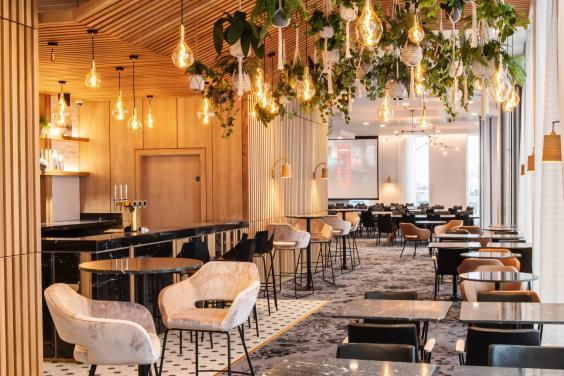Hotel Brooklyn opens on Valentine's Day and will be spinning music from the city's vibrant scene (Hotel Brooklyn)