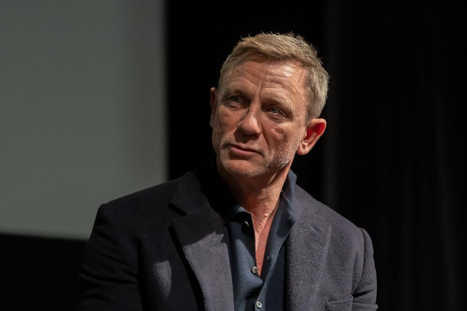 NEW YORK, NEW YORK - MARCH 03: Actor Daniel Craig attends The Museum of Modern Art Screening of Casino Royale at MOMA on March 03, 2020 in New York City. (Photo by Mark Sagliocco/Getty Images for The Museum of Modern Art )