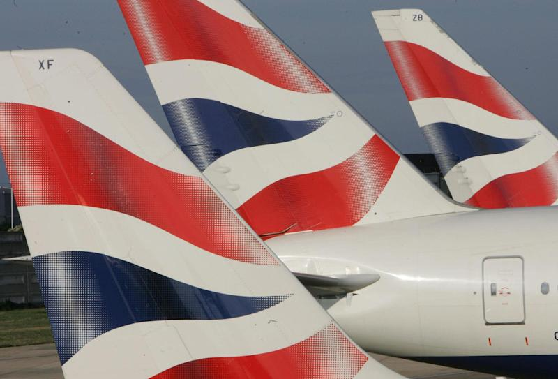 British Airways pilots are going on strike next month (Picture: PA)