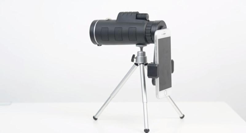 Turn your smartphone into a telescope! (Photo: Amazon)