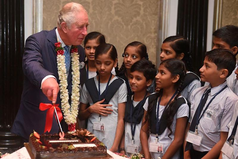 Prince Charles | STR/AFP via Getty
