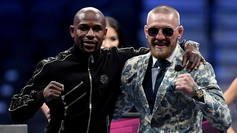 Mayweather again teases MMA bout as McGregor rumours continue to circle