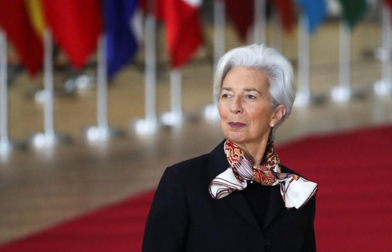 Euro underpins prosperity, not a source of unfairness - Lagarde