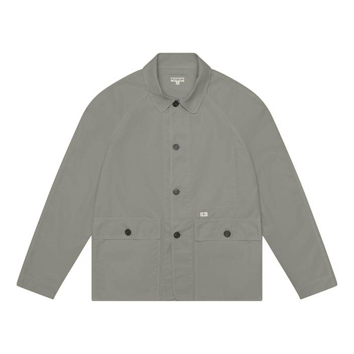 """<p><strong>Knickerbocker</strong></p><p>huckberry.com</p><p><strong>$339.00</strong></p><p><a href=""""https://go.redirectingat.com?id=74968X1596630&url=https%3A%2F%2Fhuckberry.com%2Fstore%2Fknickerbocker%2Fcategory%2Fp%2F67650-raglan-hunting-jacket&sref=https%3A%2F%2Fwww.menshealth.com%2Fstyle%2Fg26014395%2Fbest-spring-jackets-men%2F"""" rel=""""nofollow noopener"""" target=""""_blank"""" data-ylk=""""slk:BUY IT HERE"""" class=""""link rapid-noclick-resp"""">BUY IT HERE</a></p><p>This stylish, casual spring jacket is vintage-inspired, but looks thoroughly modern with jeans or layered over your favorite <a href=""""https://www.menshealth.com/style/g35864339/best-graphic-t-shirts-men/"""" rel=""""nofollow noopener"""" target=""""_blank"""" data-ylk=""""slk:graphic tee"""" class=""""link rapid-noclick-resp"""">graphic tee</a>. </p>"""